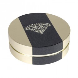 Promos Packaging - Boîte ronde pour chocolatiers - Rabelais Pompadour