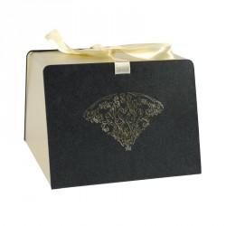 Promo Packaging - Boîte pour chocolats ou bonbons - Zébuline Pompadour