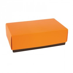 Ballochoc Orange - Packaging de luxe pour chocolatiers et confiseurs