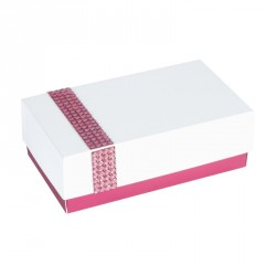 Emballage chocolats ou bonbons en ventes privées - Rostand Strass