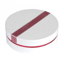 Promotions Packaging - Boîte ronde pour chocolatiers - Rabelais Strass