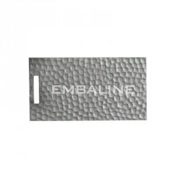 Accessoire pour packaging chocolatiers confiseurs - Etiquette Metallic