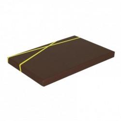 Couvercle Boîte empilable Inaé Chocolat
