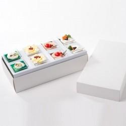 Boîte Lunch - Présentoir original pour réceptions - En promotion !