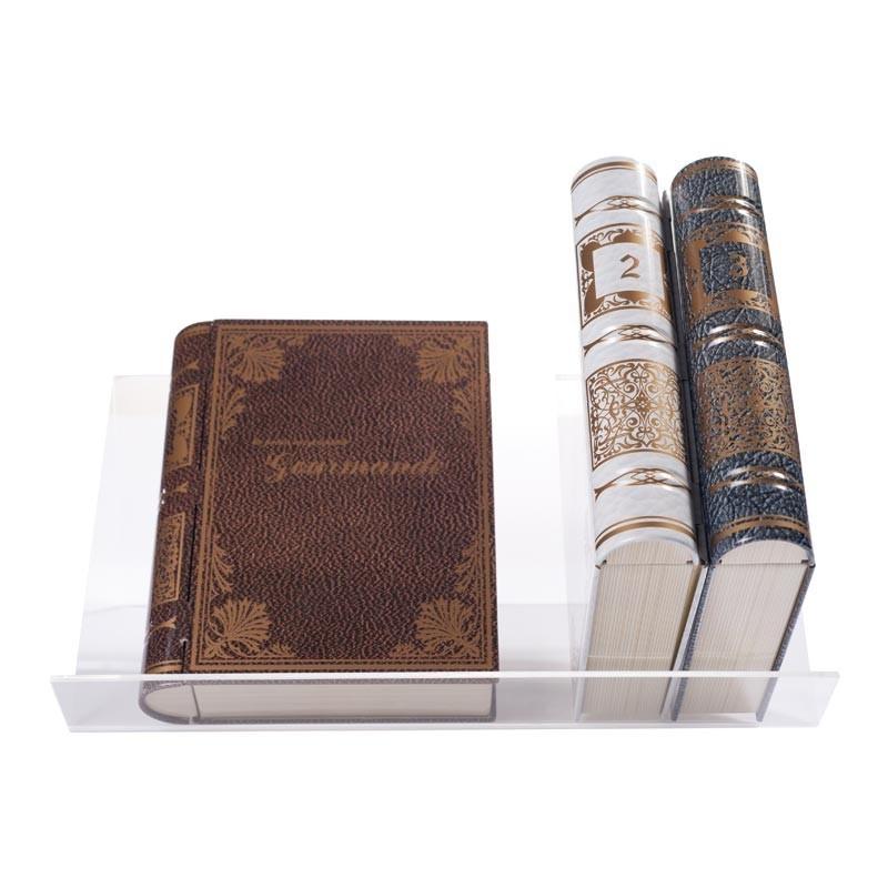 Porte livre à poser - Présentoirs pour chocolatiers et confiseurs