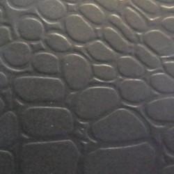 Ballotin auto noir embossé