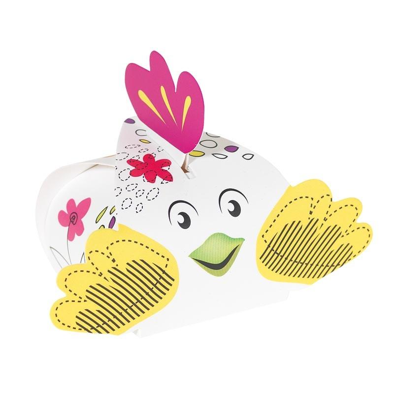 Rollande, la poule pondeuse - Les Aventures de Jacquotte - Packaging