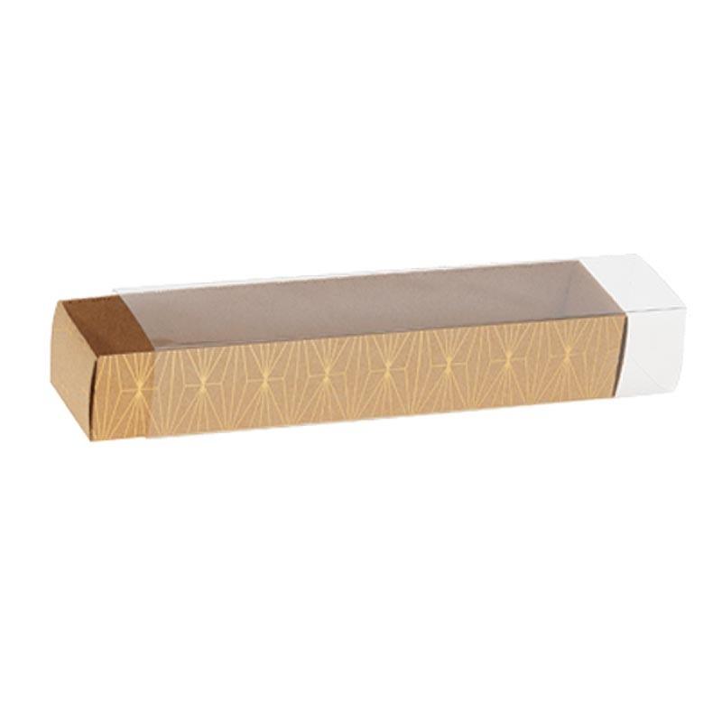 Réglette Angéline - Emballage alimentaire de luxe pour chocolatiers