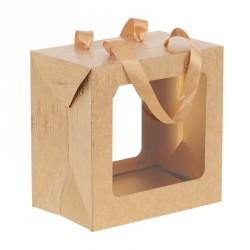 Sac Boîte Poule Angeline - Fêtez Pâques avec nos packagings grand luxe
