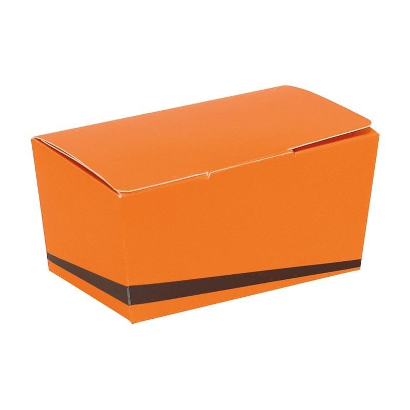 Ballotin Modern style Orange