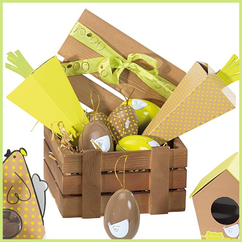 Achat Kit Packaging de Pâques pour chocolatiers - Joyeuses Pâques