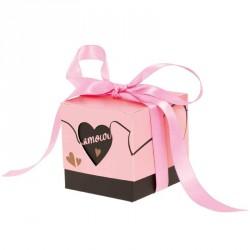 Emballage de luxe pour fêter la Saint-Valentin - Baudelaire Audace