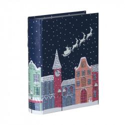 Packaging alimentaire original pour chocolats Noël - Livre Santa Claus