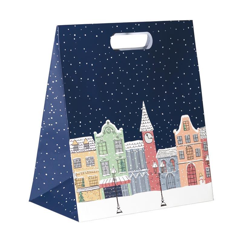 Pochette Surprise Santa Claus - Packaging Phosphorescent pour Noël