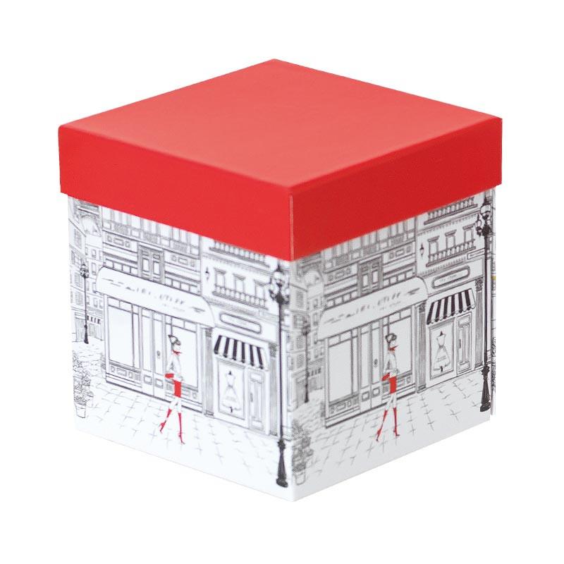 Cyrano Magic Snow - Packaging pour artisans chocolatiers exigeants !
