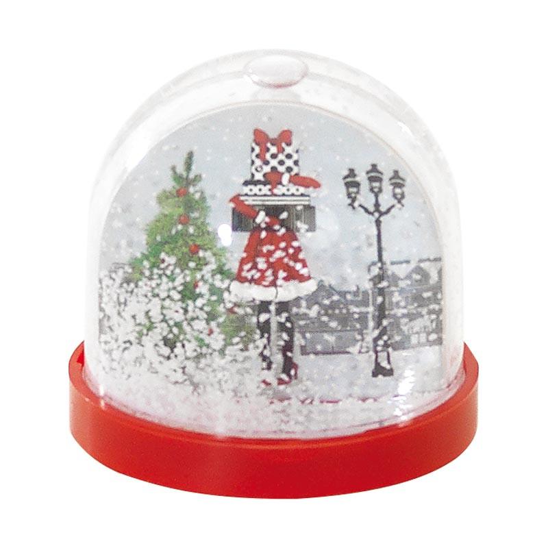 Boule à Neige Magic Snow - Accessoire pour packaging haut de gamme !