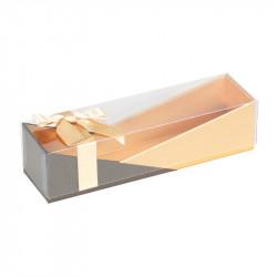 Colette Écrin - Packaging or et cuir pour pâtissiers exigeants !