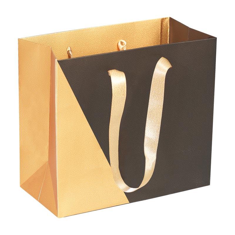 Sac cabas Écrin - Packaging haut de gamme pour artisans chocolatiers - Devant du Sac