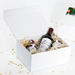 Boîte Coffret Cadeau Caméléon - Packaging personnalisable à souhait ! (suggestion de présentation)