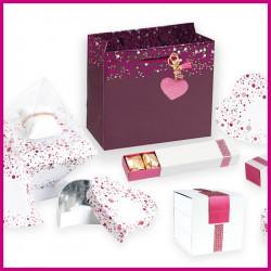 Kit Diamant - Ensemble de packagings pour chocolats - Fête des mères !