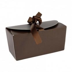 Ballotin ruban Chocolat