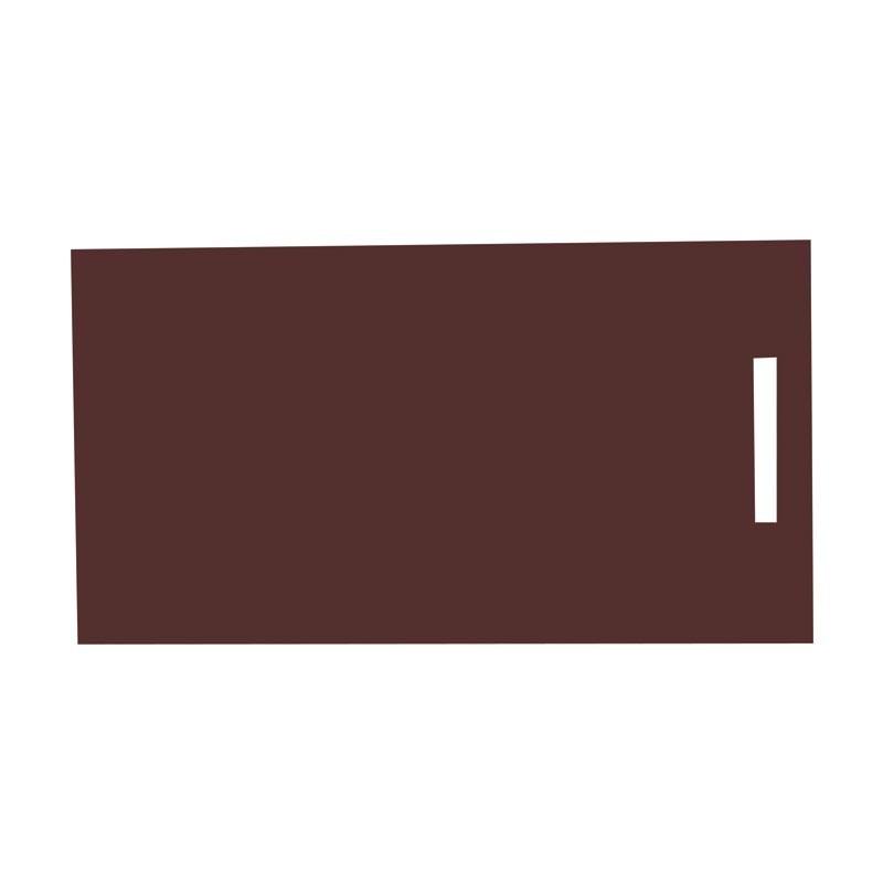 Étiquette Chocolat et Lin