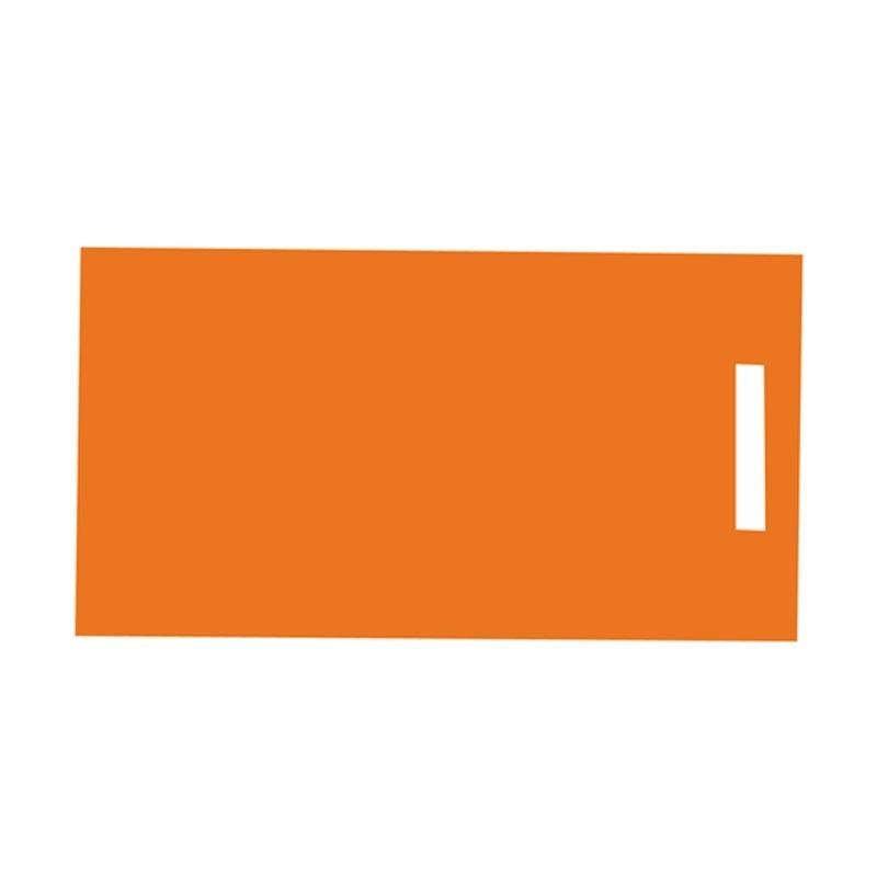 Étiquette Orange