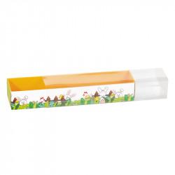 Réglette Cache Cache - Emballage alimentaire de luxe pour chocolatiers