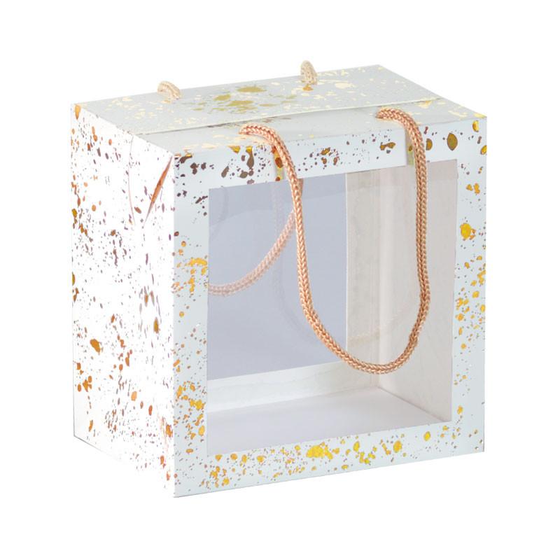"""Sac Boîte Poule """"Via Antica"""" - Fêtez Pâques avec nos packagings !"""