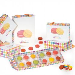 Tote Bag à Macarons - Nouveau modèle packaging déposé Embaline 2019