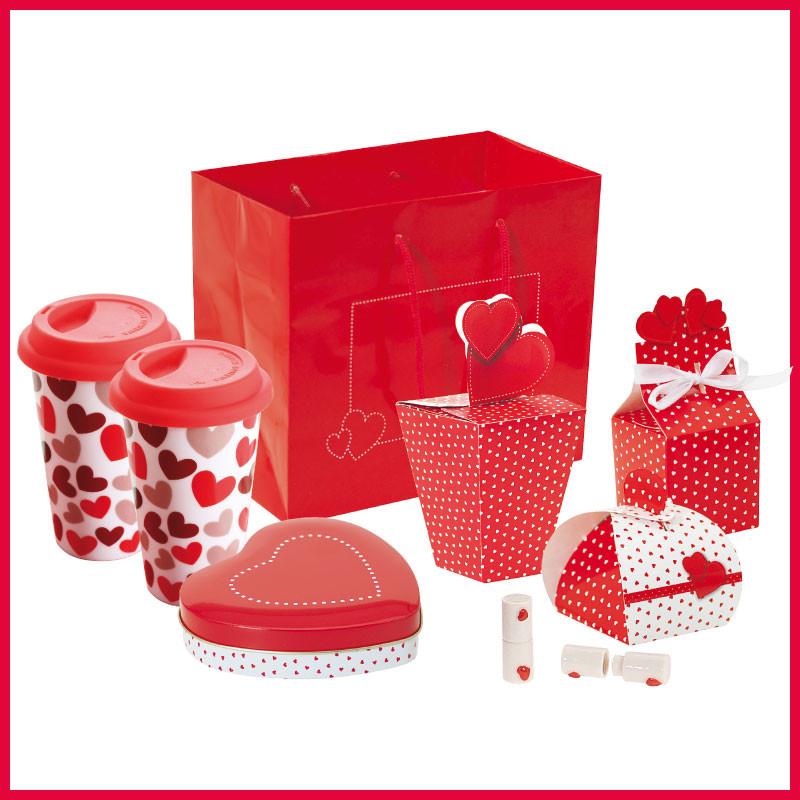 Jeu Pomme d'Amour - Packaging st Valentin