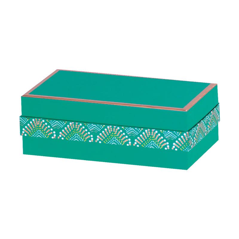 Emballage grand luxe pour chocolatiers - Balzac Luminia Phosphorescent