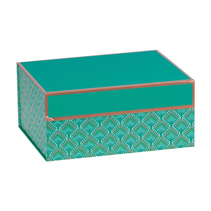 Boîte Coffret Cadeau Luminia - Impression à l'encre phosphorescente !