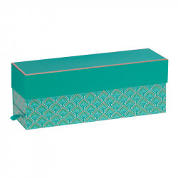 Boîte Festivity Luminia - Motifs imprimés à l'encre phosphorescente !