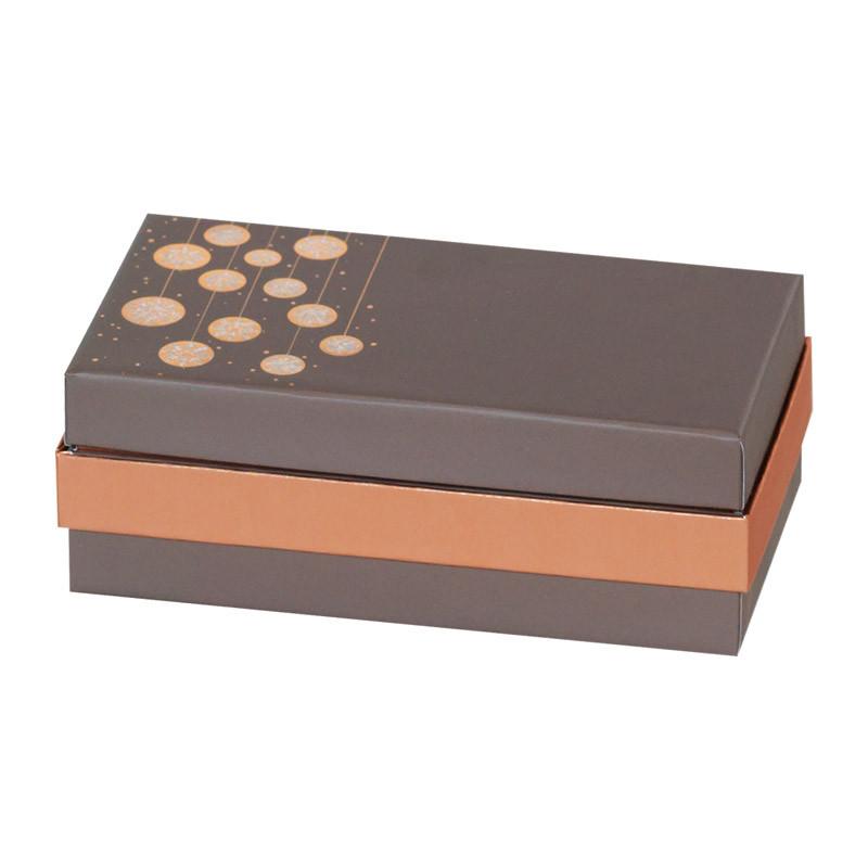 Emballage grand luxe pour chocolatiers / Pâtissiers - Balzac Guirlande