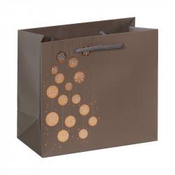 Sac cabas Guirlande - Packagings Luxe pour les fêtes de fin d'année