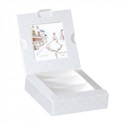 Boîte souple Caméléon ouverte - Le coffret qui évolue selon vos envies !