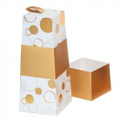 """Millésime """"Bulles"""" - Packaging pour Champagne - Réinventez la fête !"""