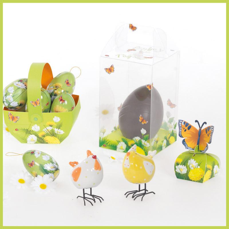 """Constituez une magnifique vitre de Pâques avec notre Kit """"Pâquerettes"""""""