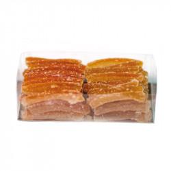 Boîte rectangle Transparent - Packaging alimentaire simple et efficace - Orangettes