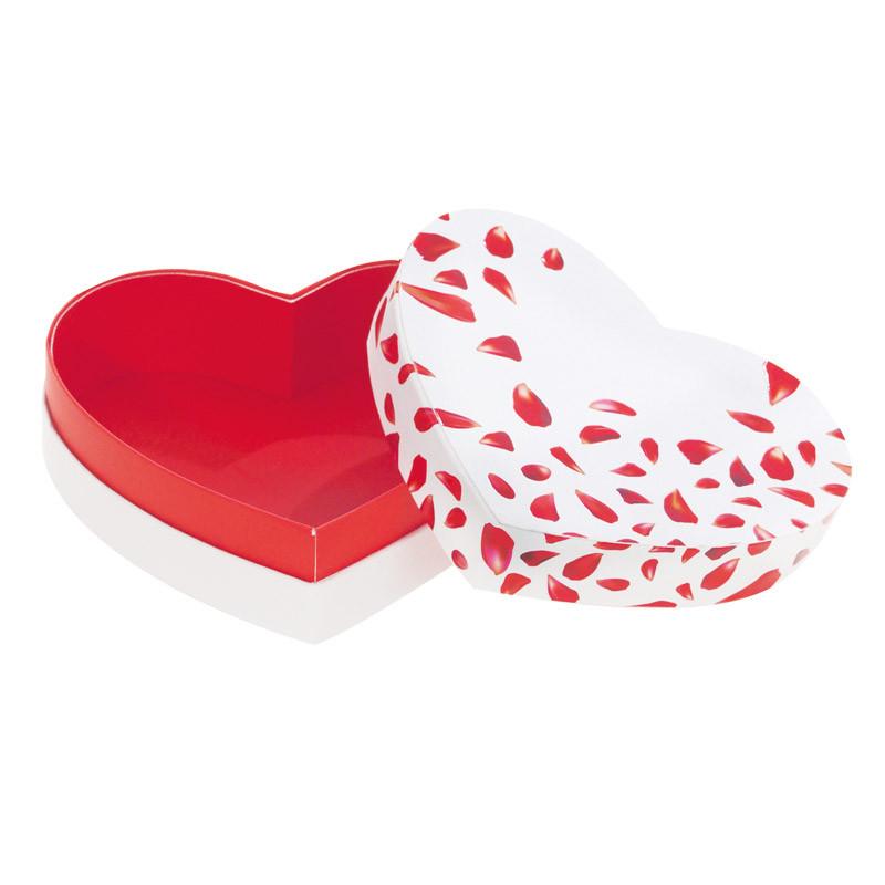 """Boîte Cœur """"Délicatesse"""" - Packaging chocolats pour déclarer son amour"""