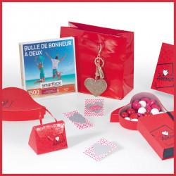 """""""Besoin d'Amour"""", le Jeu - Packagings chocolats pour fête des amoureux"""