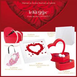 Kit de packagings pour la fête des mères - Embaline