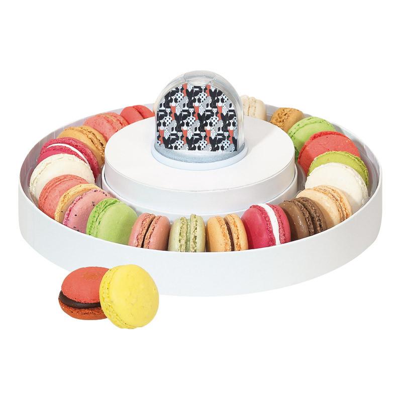 "Couronne à Macarons ""Bulles"" - Personnalisable - Innovation 2020 !"