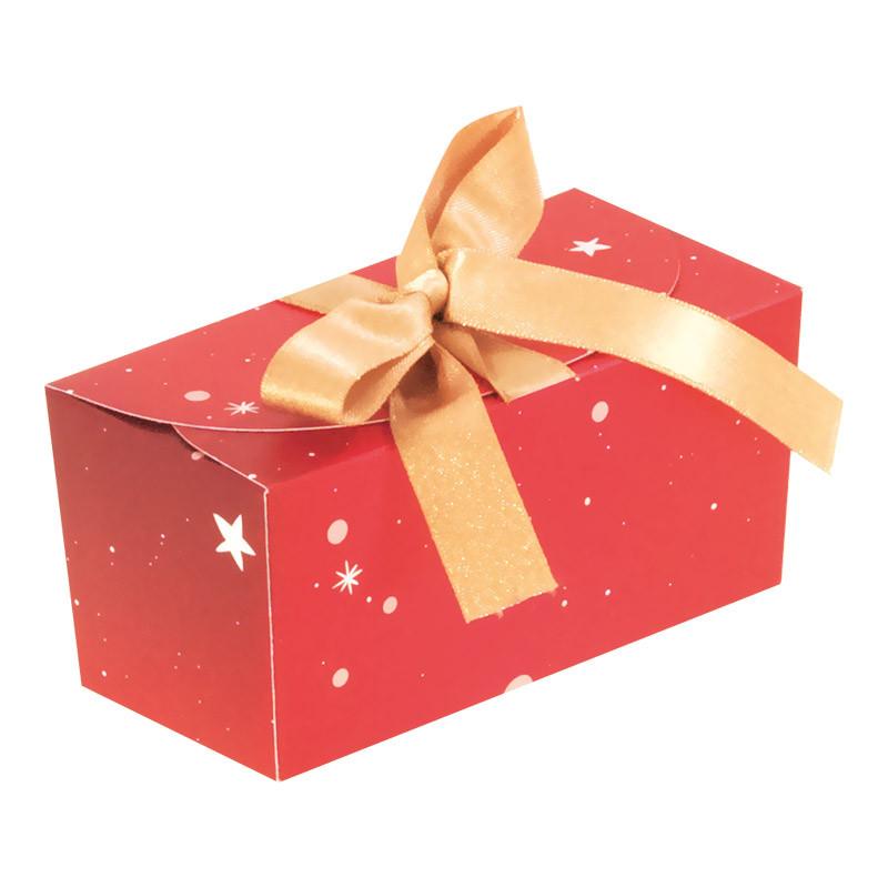 Packaging de luxe pour chocolatiers - Ballotin Ruban Magique