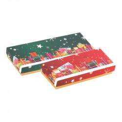"""Mérimée """"Magique"""" - Packaging chocolats pour les fêtes de fin d'année"""