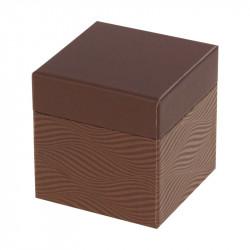 """Baudelaire """"Hypnotique"""" - Boîte cubique pour chocolats et confiseries"""