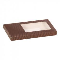 """Étui tablette """"Hypnotique"""" - Packaging luxe pour tablette de chocolat"""