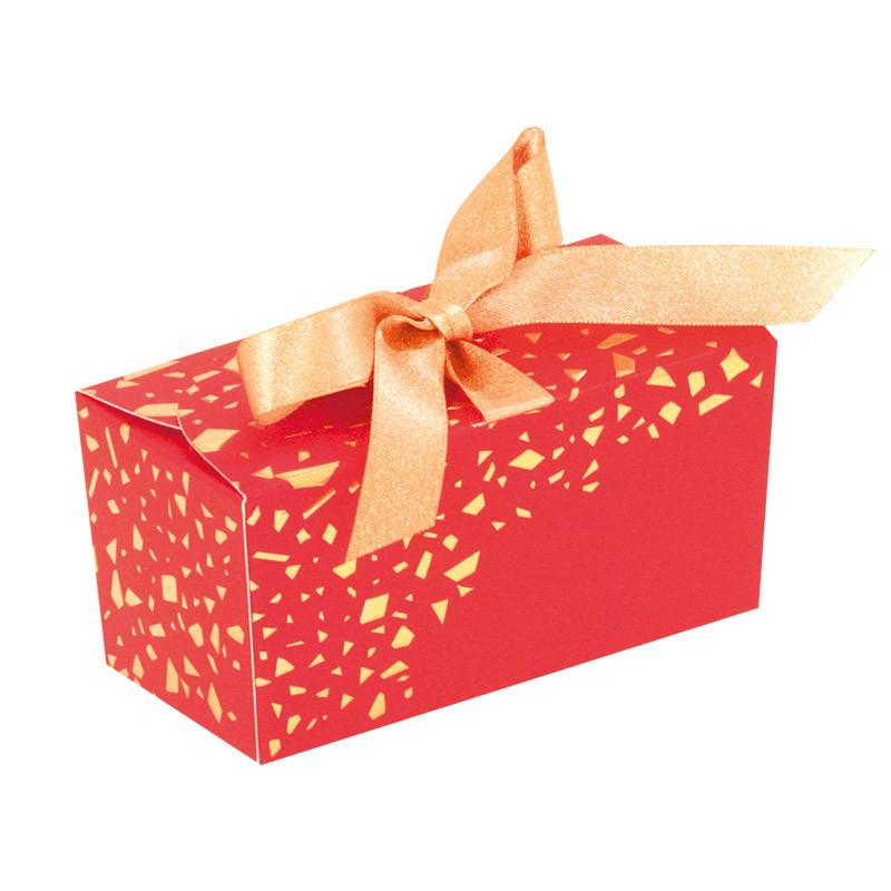 Ballotin Ruban Féérique, avec nos packagings c'est noël avant l'heure!
