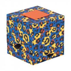 "Elfie ""Fantastique"" - Packaging cubique innovant - Grande contenance"